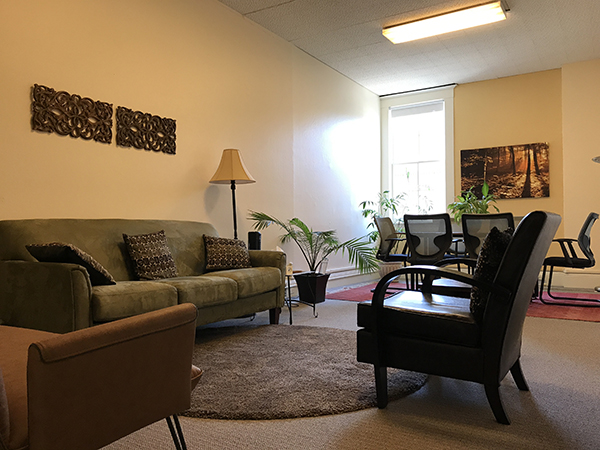 Family & Teen Therapy Room