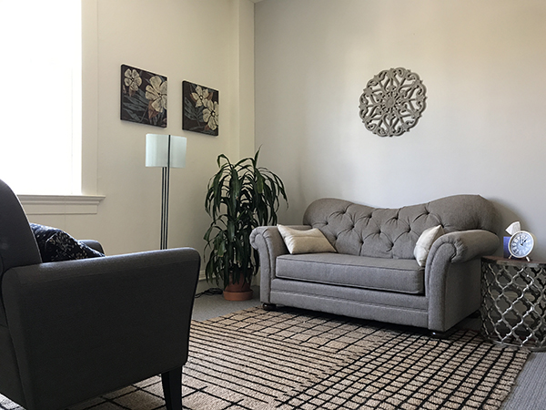 Individual Therapy Room